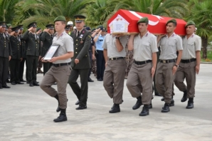 Uzman Çavuş Tacettin Kılıç'a Son Görev