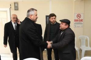 Başkan Kılıç'ın Gazipaşa Esnaf Ziyaretleri