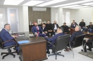 """Başkan Kılıç: """"Genç Bafralılar'ın Yardımı Yüz Güldürecek"""""""