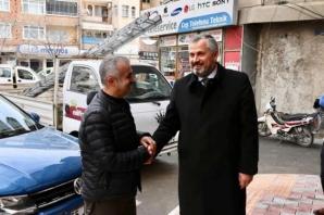 Bafra Belediyesi'nde Dur Durak Yok