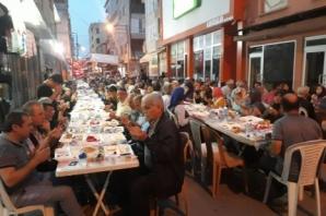 Bafra Şehit Aileleri Ve Gaziler Dayanışma Derneğinden İftar Programı
