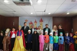 Bafra Şehit Burak Perçin İlkokulu'ndan İki Proje Sergisi