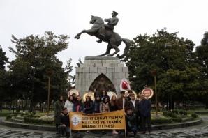"""""""Samsun Turizm Elçisiyim Projesi"""" Geziler Devam Ediyor"""