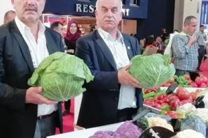 Bafra'lı Çiftçiler Antalya Growtech Fuarına Katıldılar