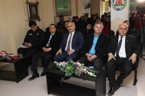 Bafra'da Kenevir Üretimi Bilgilendirme Toplantısı