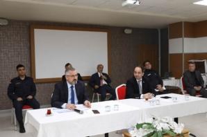 Bafra'da Korona Virüs İle İlgili Basın Bilgilendirme Toplantısı Yapıldı