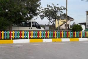Bafra Belediyesi'nden Okul Ve Camilere Hizmet Desteği