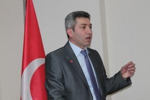 SP Bafra Belediye Başkan Adayı Selçuk Yıldırım