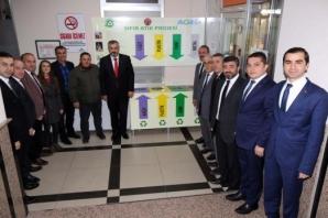 Bafra Belediyesinden Sıfır Atık Projesine Tam Destek