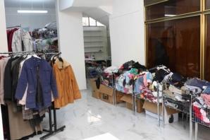 Bafra Sosyal Yardım Merkezi Yeniden Hizmete Girdi