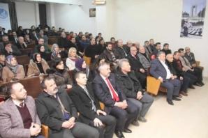Bafra Ülkü Ocaklarında Hocalı Katliamı Konferansı