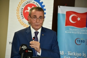 AB-Türkiye İş Köprülerinin Güçlendirilmesi Projesi