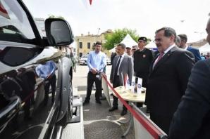 Başkan Mustafa Demir, Trafik Haftası Etkinliğinde