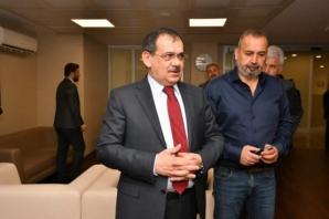 Başkan Mustafa Demir, Samsunspor'u Uğurladı