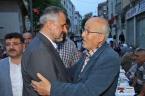 Bafra Belediyesi Halk İftarları Yoğun Katılımla Gerçekleşiyor