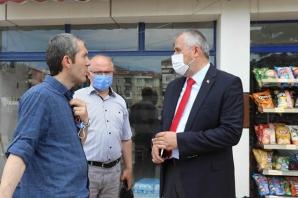 """Başkan Kılıç: """"Bafra'daki Değişime Herkes Katkı Sunuyor"""""""