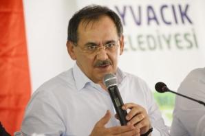 Başkan Mustafa Demir, Ayvacık'ta Muhtarlarla Buluştu
