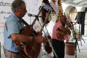 Bafralılar Ankara'da Dondurma Festivali Düzenledi