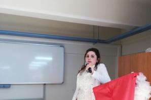 İbn-i Sina Mesleki ve Teknik Anadolu Lisesi'nde Diyabet Eğitimi