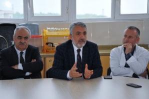 Rektör Bilgiç'ten Fen Edebiyat Fakültesinde Bölüm Ziyaretleri