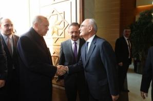 """Milletvekili Yusuf Ziya Yılmaz; """"El ele verirsek güçlüyüz"""""""