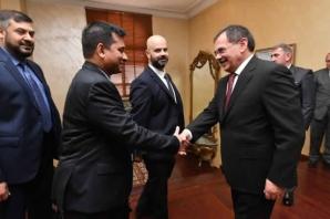 Büyükşehir Belediyesi'nde Başkan Mustafa Demir İle Buluştular