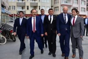 """Başkan Şahin: """" O Güzel Denize Artık Kanalizasyon Akmayacak """""""