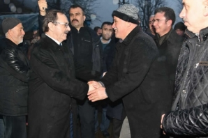 Başkan Zihni Şahin'e 2 Mahallede De Görkemli Karşılama