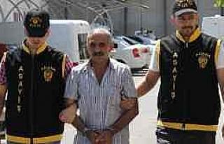 10 Yıl Kesinleşmiş Hapis Cezası Alan Şahıs Kahvehanede...