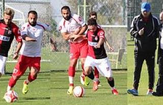 1930 Bafraspor:0 - Ayfon Sandıklıspor:1