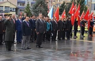 19 Mayıs İlçesi Atatürk'ü Özlemle Andı
