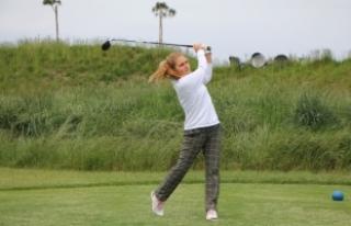 Aslı Nemutlu Türkiye Gençler Golf Şampiyonası