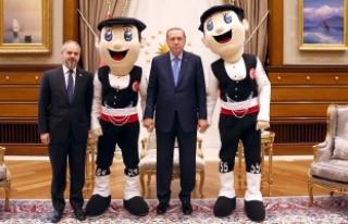 Bakan Kılıç'tan Cumhurbaşkanı Erdoğan ve Başbakan...