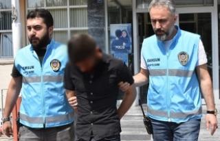 Samsun'da Gasp ve Darp; 1 Şüpheli Gözaltında