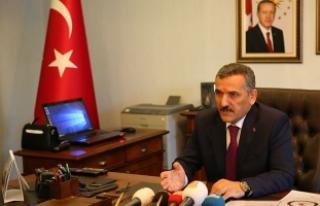 Samsun Valisi Osman Kaymak Görevine Başladı