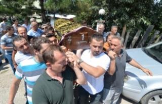 Antalya'da falezden düşerek ölen genç