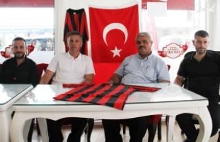 Bafra Gençler Gücü Spor Kulübü Basın Açıklaması