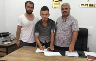 Genç Bafraspor'da İç Transfer Çalışmaları...