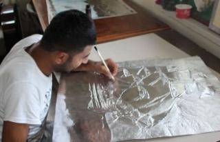 Havza'da Engellilere Yönelik El Sanatları Kursu