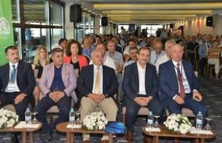 Samsun'da 'Karadeniz'de Büyük Alabalık Yetiştiriciliği'...