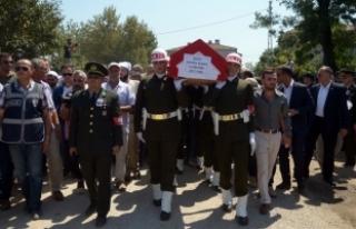 Şehit Jandarma Uzman Onbaşı Sezer Son Yolculuğuna...