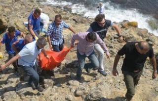 Sinop'ta Kaybolan Gencin Cesedi Bulundu