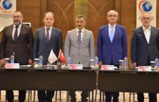 TURSAF Çalıştayı Samsun'da Başladı