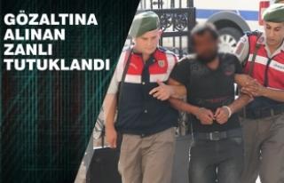 5 Yaşındaki Çocuğu Darp Eden Zanlı Tutuklandı