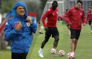 """Teknik Direktörü Özalan; """"Her Maça Kazanmak..."""