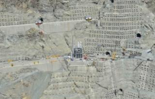 Türkiye'nin en yüksek barajına 50 bin konutluk...