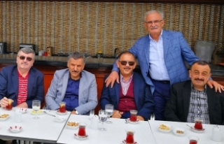 Bakan Özhaseki Hafta Sonunu Samsun'da Geçirdi