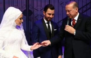 İçişleri Bakanı Süleyman Soylu'nun Oğlu...
