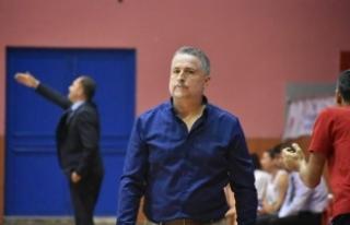 Orduspor Kadın Basketbol Takımı'nın oyuncuları...