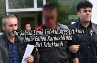 Samsun'da Ev Kurşunlama İddiası; 1 Tutuklama